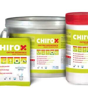 Chirox - chytrá dezinfekce
