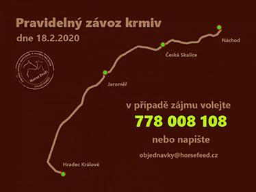 závoz Hradec Králové